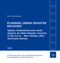 PLANNING URBAN DISASTER RECOVERY