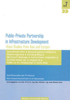 Public-Private Partnership in Infrastructure Development