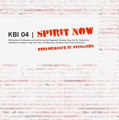 KBI 04 | Spirit Now (978-3-89445-484-5)